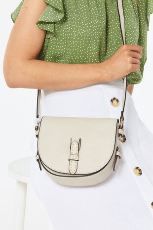 PL Handbags Cross Body Buckle Bag