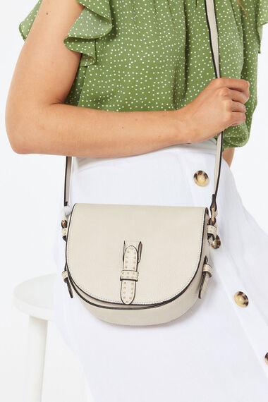 PL Handbags Cross Body Buckle Bag
