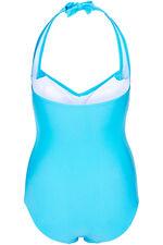 Ruched Front Halterneck Swimsuit
