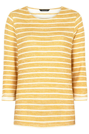 Stripe Soft Touch Sweat