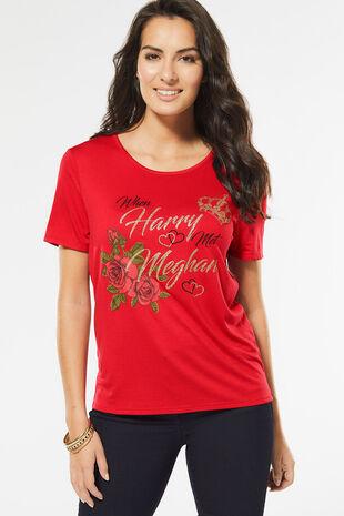 When Harry Met Meghan T-Shirt