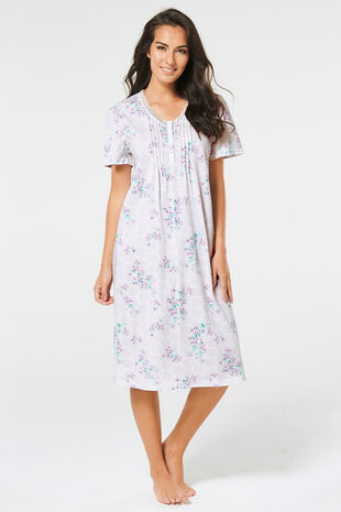 Wildflower Print Nightdress