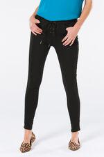 The Denim Edit Lace Up Jean