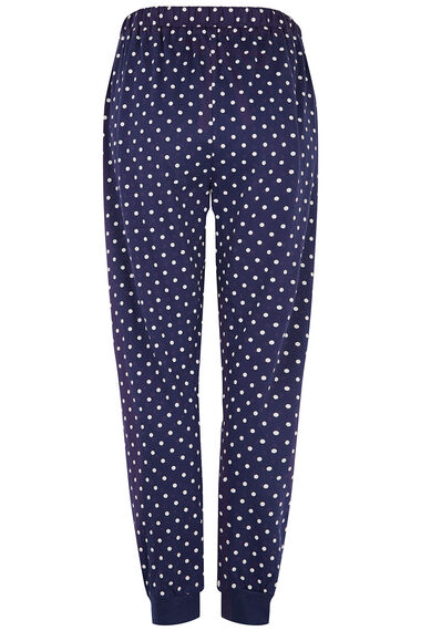 Mix & Match Spot Print Pyjama Pant