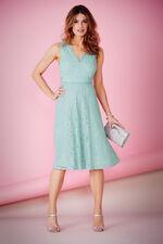 Ann Harvey Lace Dress