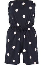 Spaced Spot Playsuit