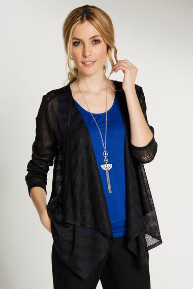 3 in 1 Top with Necklace