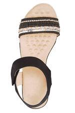 Cushion Walk Seville Beaded Sandal