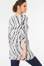 Soft Touch Print Tunic