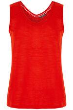 Linen Look Vest