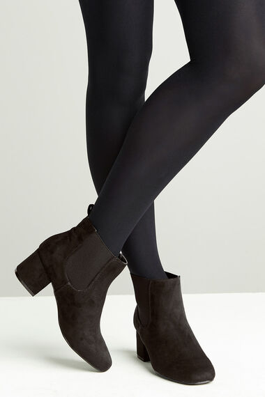 Krush Suedette Ankle Boot