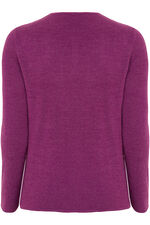 Supersoft Roundneck Cardigan