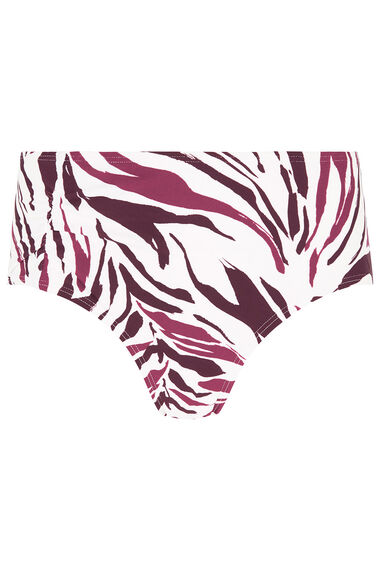 Zebra Bikini Brief