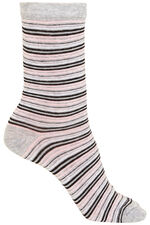 3 Pack Cat Printed Sock