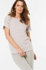 Stripe Loungewear Set