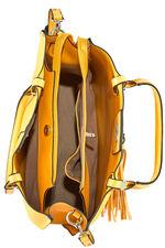 PL Handbags Tassels Front Tote