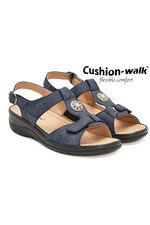 Cushion Walk Sardinia Touch Fasten Sandal