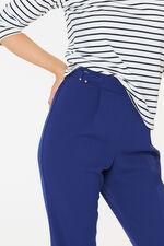 Scuba Crepe Tapered Trouser