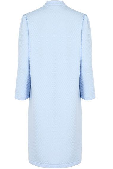 Blue Zip Robe