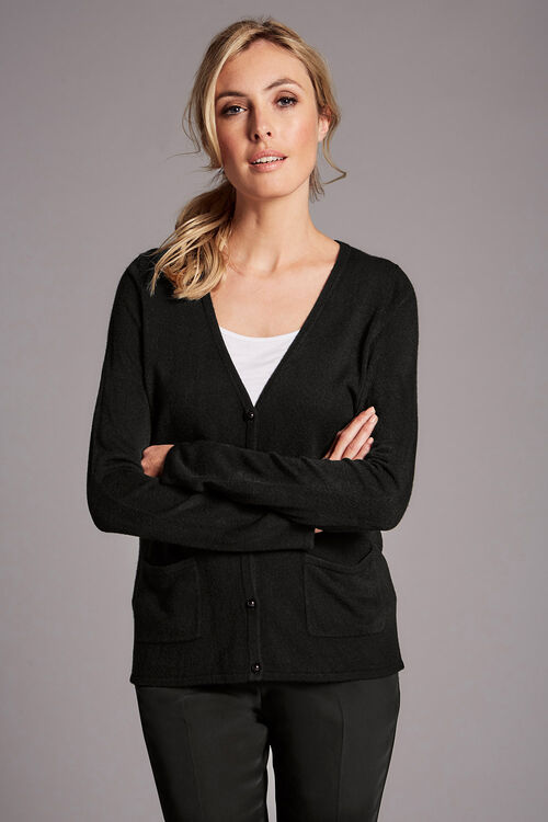 Supersoft V-Neck Cardigan