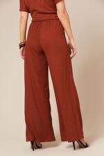 Grace By Eda Pull On Wide Leg Culotte Trouser