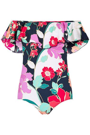 Bandeau Off Shoulder Swimsuit