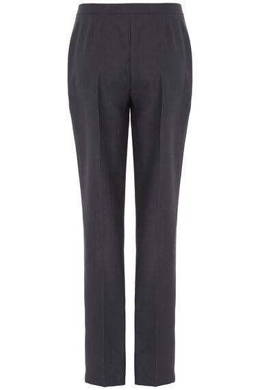Zip Pique Trouser