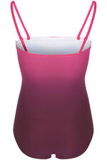 Ombre Swimsuit With Detachable Straps
