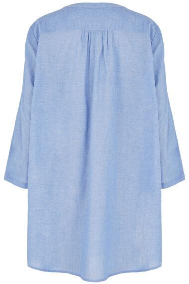 Chambray Beach Shirt