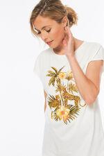 Cheetah Placement T-Shirt