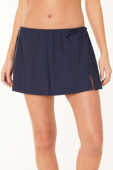 Swim Skirt With Briefs