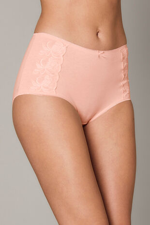 Cotton Lace Full Brief