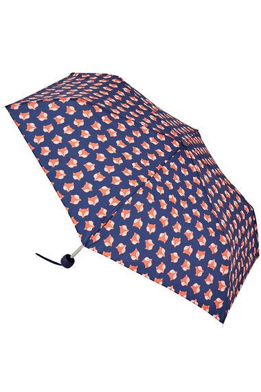 Fox Print Umbrella