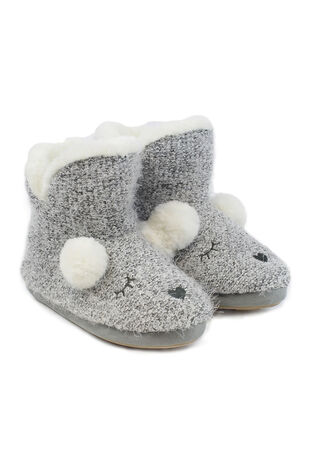 Totes Bear Slipper Bootie