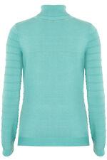 Ripple Roll Neck Sweater