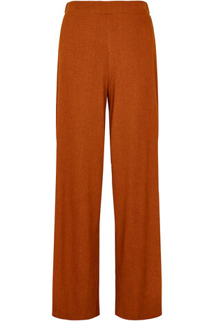 Grace By Eda Pull On Wide Leg Culotte Trouser
