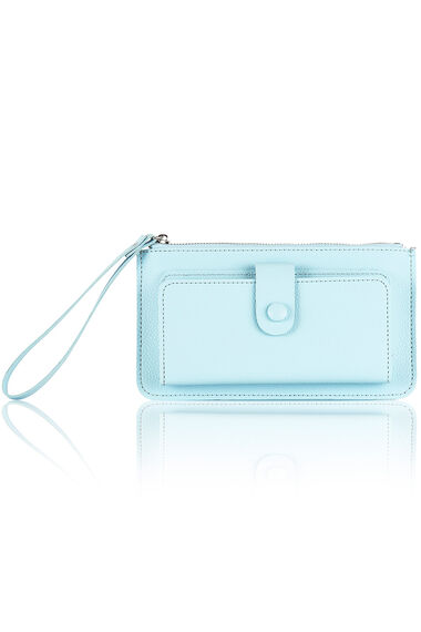 Kris-Ana Mini Press Stud Front Purse
