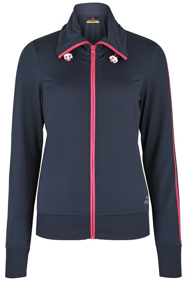 NVC Activewear Zip Front Sports Jacket