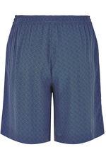 Salvari Ditsy Print Pull On Shorts