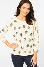 Supersoft Spot Print Jumper