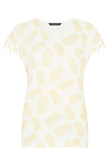 Glitter Pineapple T-Shirt