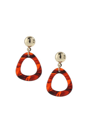 Muse Small Resin Earring
