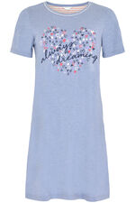 Always Dreaming Slogan Nightdress