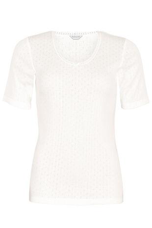Thermal Short Sleeve Top