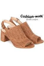 Cushion Walk Sicily Cut Out Slingback Shoe