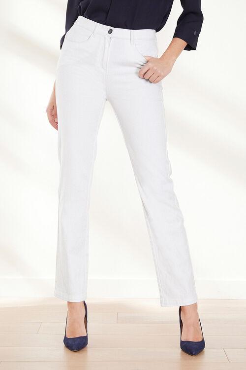 Sara Straight Leg Jean