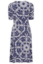 Ann Harvey Printed Wrap Dress