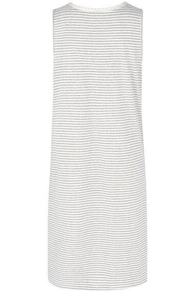 Cotton Stripe Nightdress