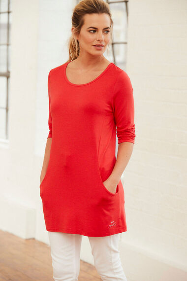 NVC Activewear Jersey Tunic
