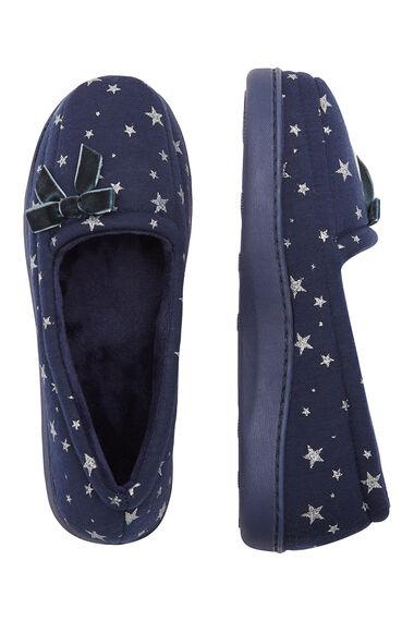 Glitter Star Slipper